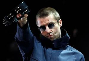 Liam Gallagher's Real Name Is Blowing People's Minds