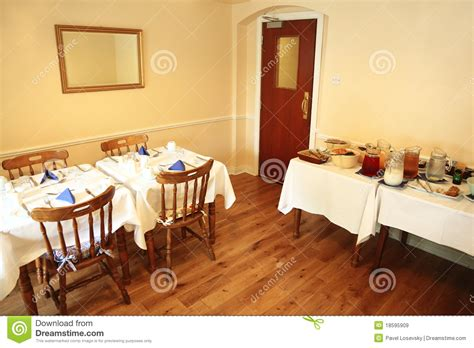 mini table cuisine small cozy restaurant with food on table royalty free