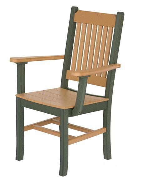 garden mission dining arm chair ohio hardwood furniture
