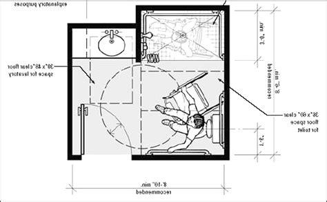 Ada Typical Mens Restroom With Double Open Vestibule