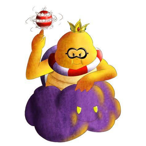 Massive Mario Collab: Giga Lakitu by Umbra-Heart on DeviantArt