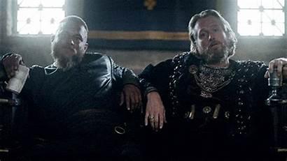Vikings Ragnar Ecbert Lothbrok King Corrupt Egbert