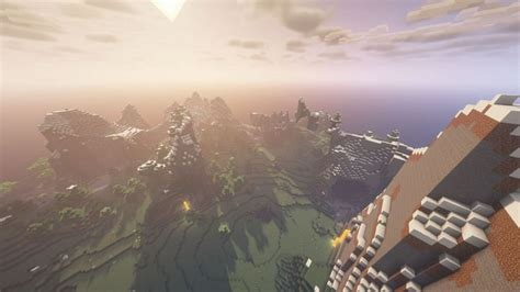 top  minecraft mountain seeds    caves
