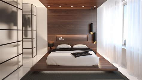Bedroom Design Wood Bed by Wooden Wall Designs 30 Striking Bedrooms That Use The