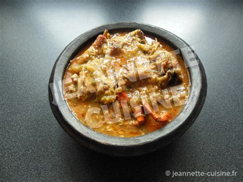 sauce gombo 171 plat africain 171 jeannette cuisine