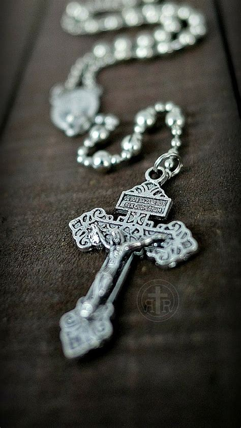 Well you're in luck, because here they come. Free Wallpapers from Rugged Rosaries Rugged Rosaries®