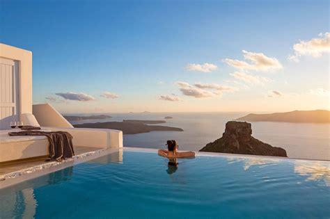 Pool Suite – Astra Suites Santorini