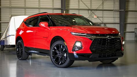 2019 Chevy Blazer Wallpaper by 2019 Chevrolet Blazer Drive Review A Crossover