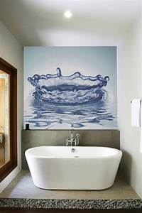 different bathroom wall decor ideas decozilla With ideas for bathroom decals for walls