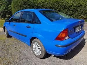 Ford Focus 1 6i Comfort 4d Facelift Sedan 2002