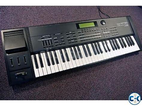 Brand New Roland Xp 60 Keyboard  Clickbd