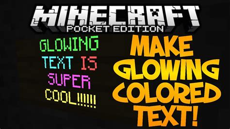 minecraft color text how to color text in minecraft pe coloring pages