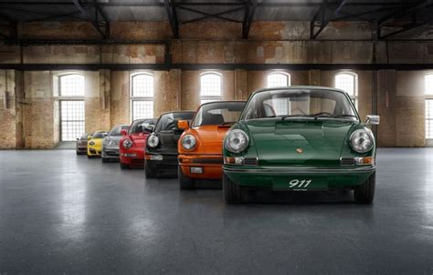 wallpaper colorful porsche vintage cars porsche