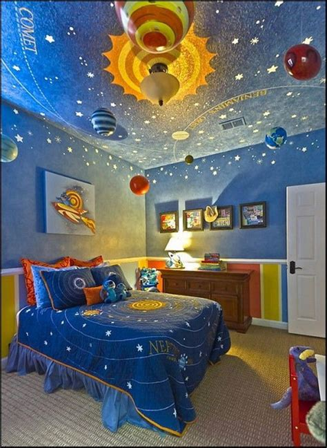outer space bedroom outer space themed bedroom room ideas pictures 12757 | e248979e687ee099d6a58bf5ef0f4bcf
