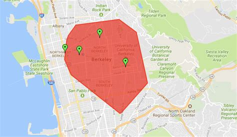 update  lost power  berkeley  outage ended