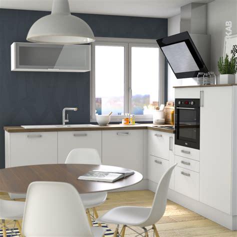 cuisine oskab meuble bas prof 37 1 porte 1 tiroir l50xh70xp37 ginko
