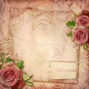 vintage roses background - Google'da Ara | Wallpaper ...