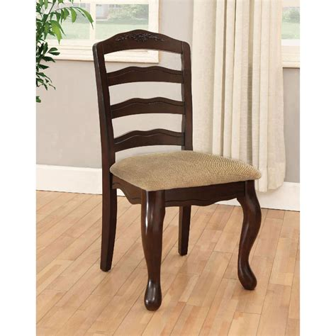 venetian worldwide townsville i walnut dining chair