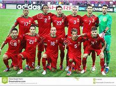 Portugal National Football Team Editorial Image Image