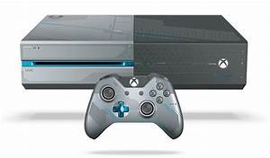 Limited Edition Halo Xbox One Consoles Tied To GAME
