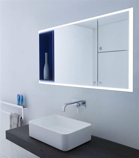 Miroir Salle De Bain Lumineux En 55 Designs Super Modernes