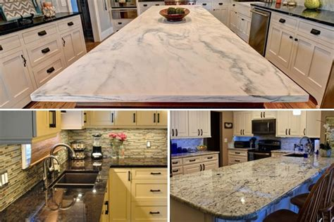 Granite Countertop Thickness - what is the standard thickness of a granite kitchen