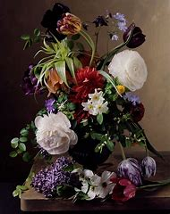 Old Masters Still Life Floral Paintings