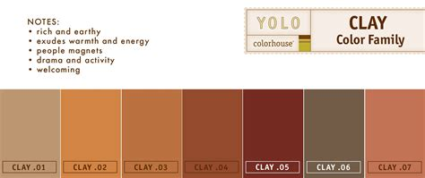 color of clay yolo colorhouse clay color family grain 02 grain 5 leaf