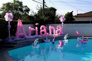 sweet 16 sweet 16th 16th birthday 16th birthday pool party ...