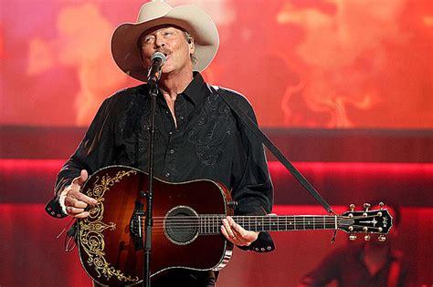 Country Music Hall Of Famer Alan Jackson Announces '19 Tour