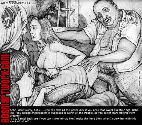 Prison Bdsm Comic Hines Image 4 Fap