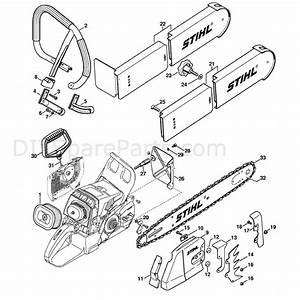 Stihl Carburetor Diagram