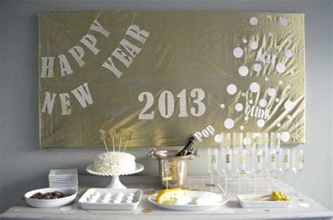 diy decor    years eve party   loved