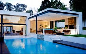 Modern Houses With Pool Architecture Swiming Pool House Modern Wallpaper 1680x1050 122415