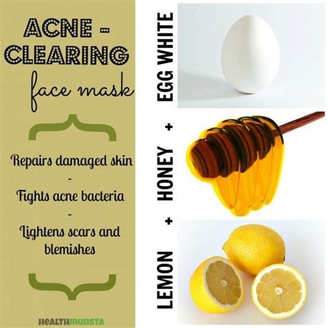 diy egg white face mask recipes  beautiful skin