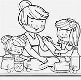 Coloring Pages Interior Kitchen Fresh Printable Getcolorings Getdrawings sketch template