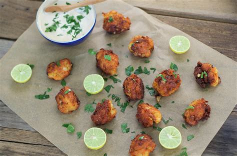 grouper fritters lime sauce key