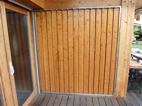 volets persiennes bois sur mesure persiennes verticales mobiles en bois sur ch 226 ssis inox metal concept escalier ferronnerie d