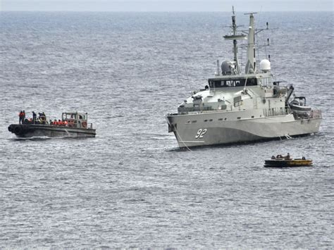 Asylum Boat Capsized by 90 Still Missing After Suspected Asylum Seekers Boat