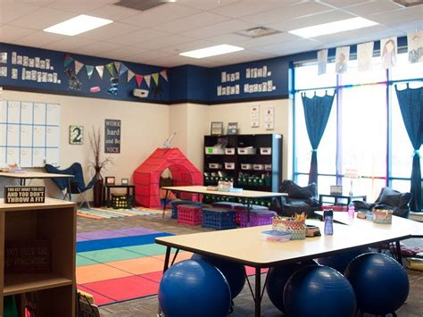 flexible seating  student centered classroom redesign