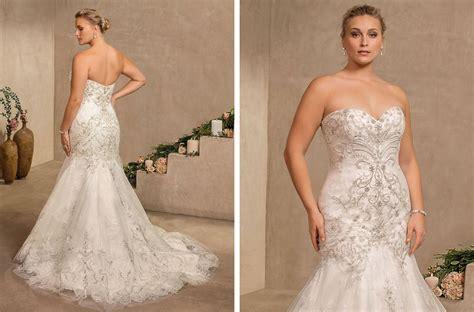 Wedding Dresses Plus Size : Plus Size Wedding Dress Collection