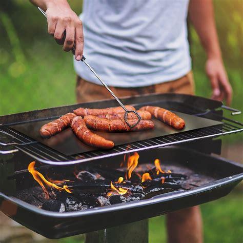 Le Stuoie by Le Stuoie Antiaderenti Per Cucinare Al Barbecue 3 Pezzi