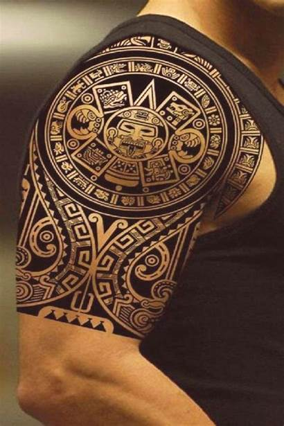 Tattoo Maori Tattoos Tribal Samoan Aztec Polynesian