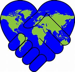 Clipart - World Peace