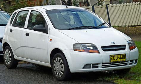 2003-2004 Daewoo Kalos (t200) Se 5-door Hatchback