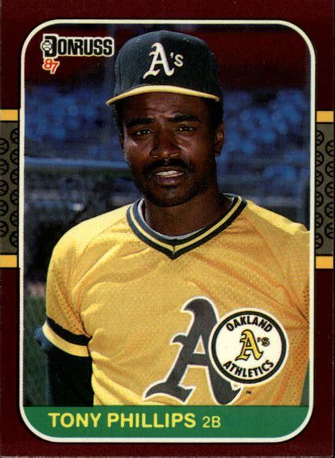1987 donruss and 1987 fleer were nowhere near as present as 1987 topps. 1987 Donruss Opening Day Baseball Card Pick 1-251   eBay