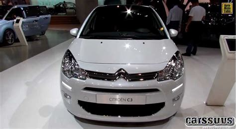 New 20182019 Citroen C3  New Cars  Price, Photo