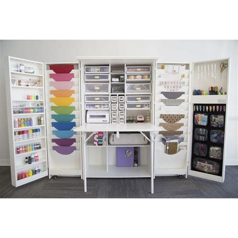 craft and main media cabinet 17 best images about original scrapbox workbox on