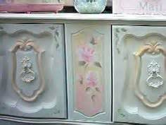 how to paint shabby chic roses 1000 images about painted furniture on pinterest painted chest venetian and armoires