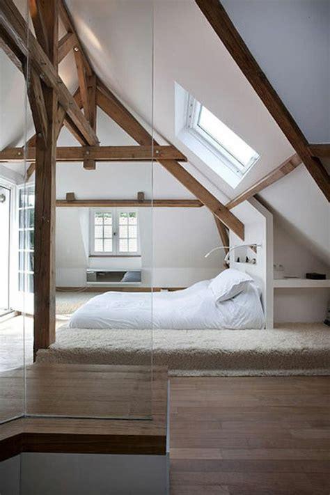 schlafzimmer le modern le loft parisien inspiration et style unique archzine fr